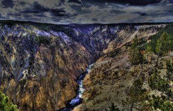 Canyon Wallpaper 2560x1600 340x220