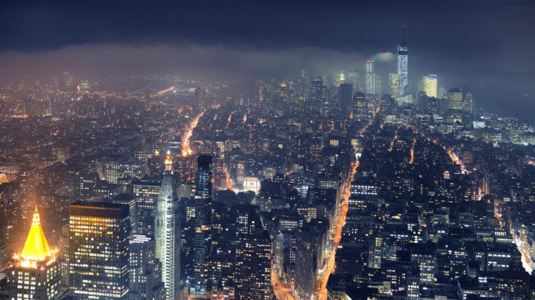 City Night 4K Wallpaper 3840x2160 768x432