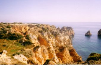 Coast In Sunshine 1080p Wallpaper 1920x1080 340x220