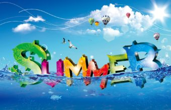Cool Summer Wallpapers 340x220