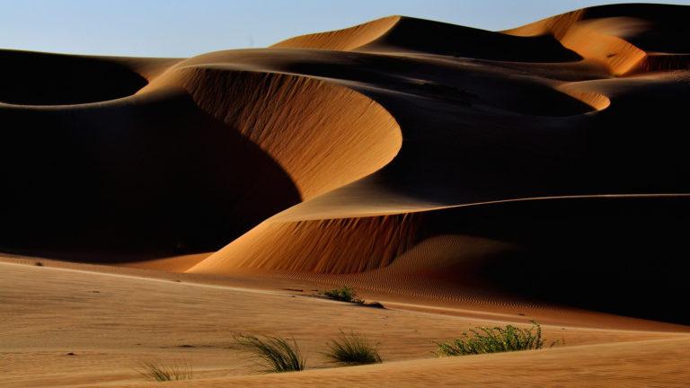 Desert 4K Wallpaper 3840x2160 768x432