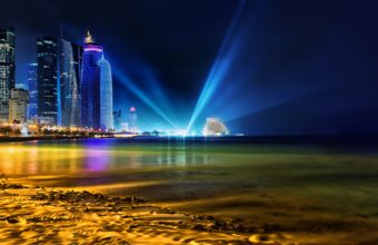 Doha 4K Wallpaper 3840x2160 340x220