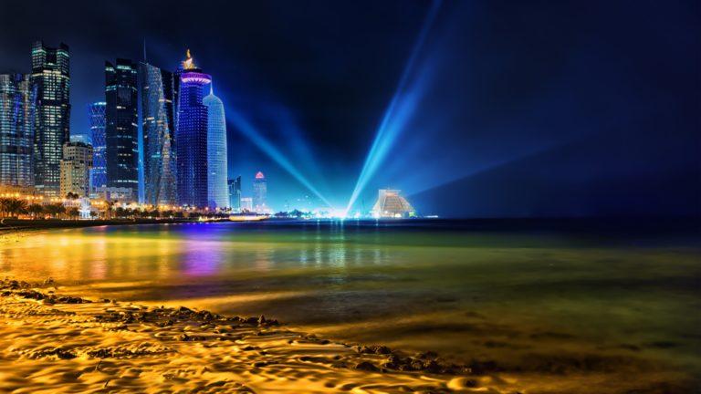 Doha 4K Wallpaper 3840x2160 768x432