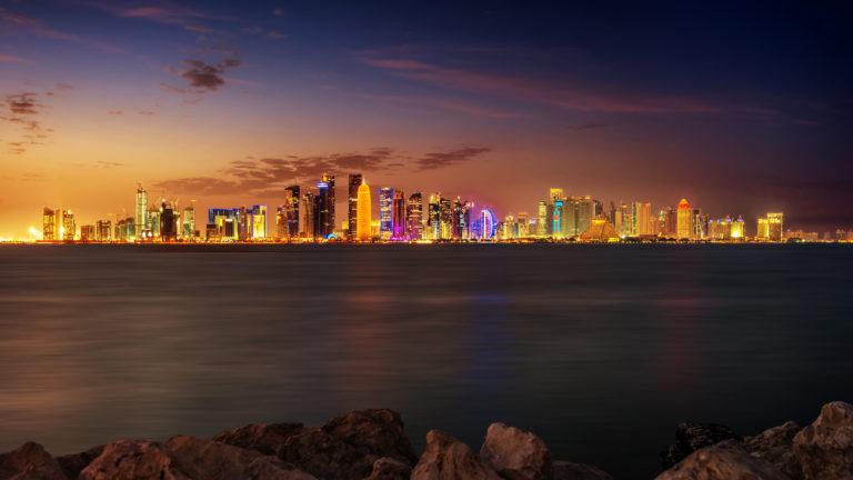 Doha City 4K Wallpaper 3840x2160 768x432