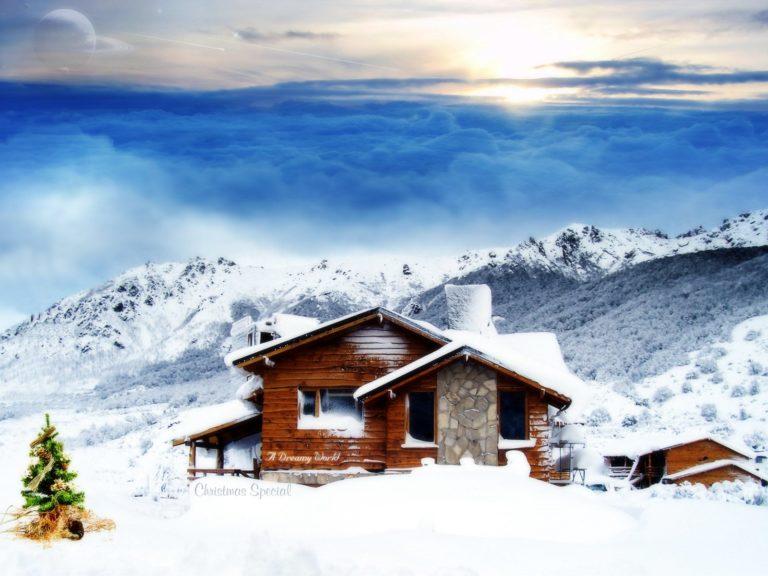Dreamy Ice World Wallpaper 1600x1200 768x576