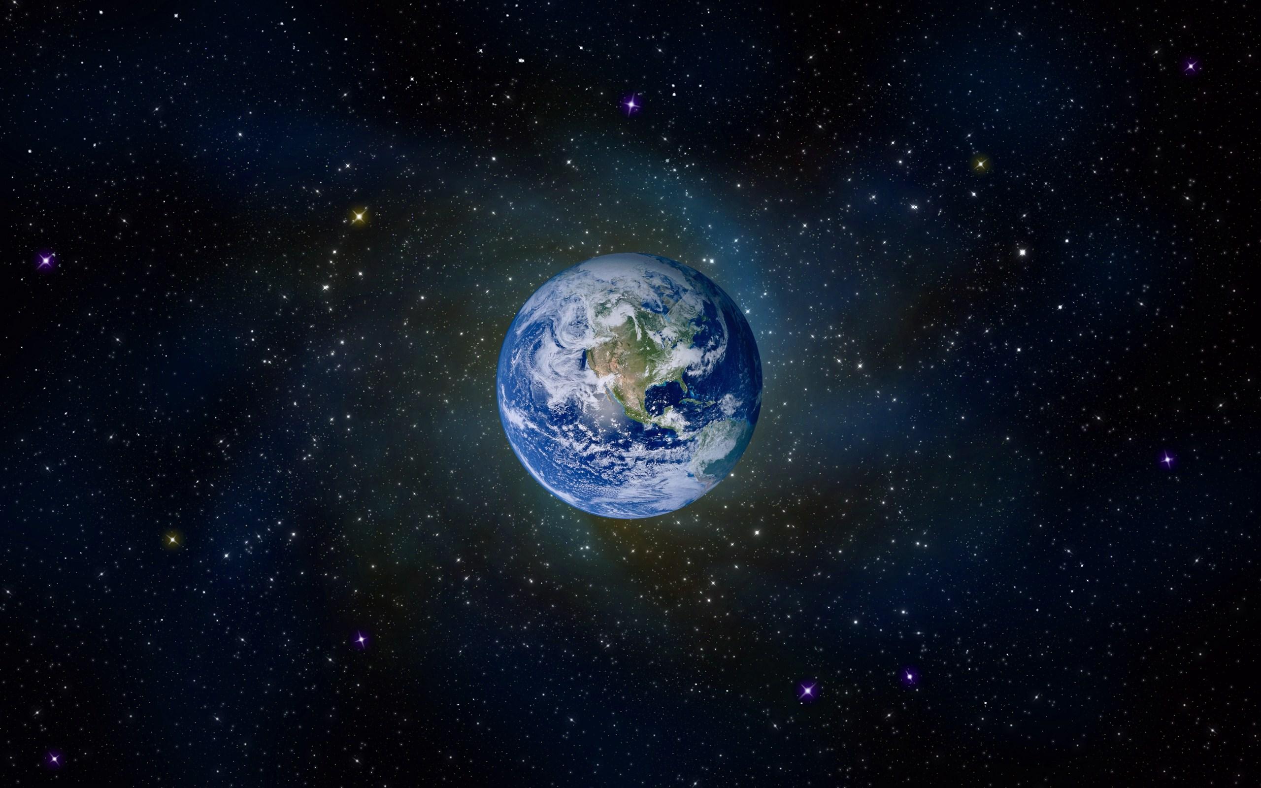 Earth Day March Celebration Wallpaper 2560x1600 340x220