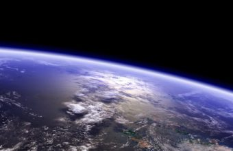 Earth Planet Atmosphere Wallpaper 1600x1180 340x220