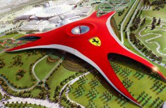 Ferrari World Wallpaper 2560x1600 340x220