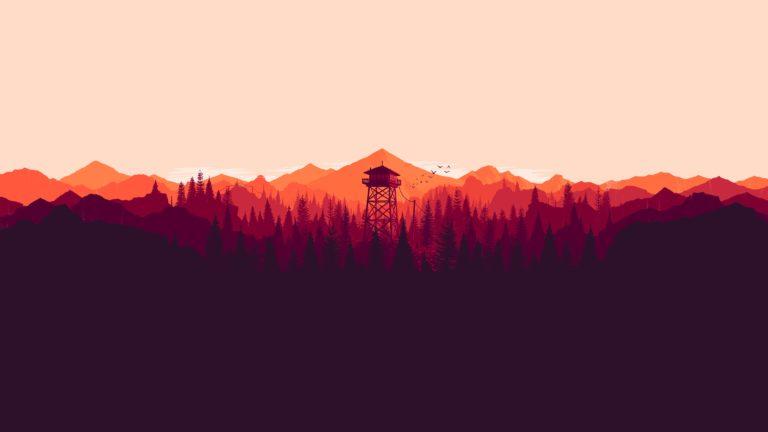 Firewatch 4K Wallpaper 3840x2160 768x432