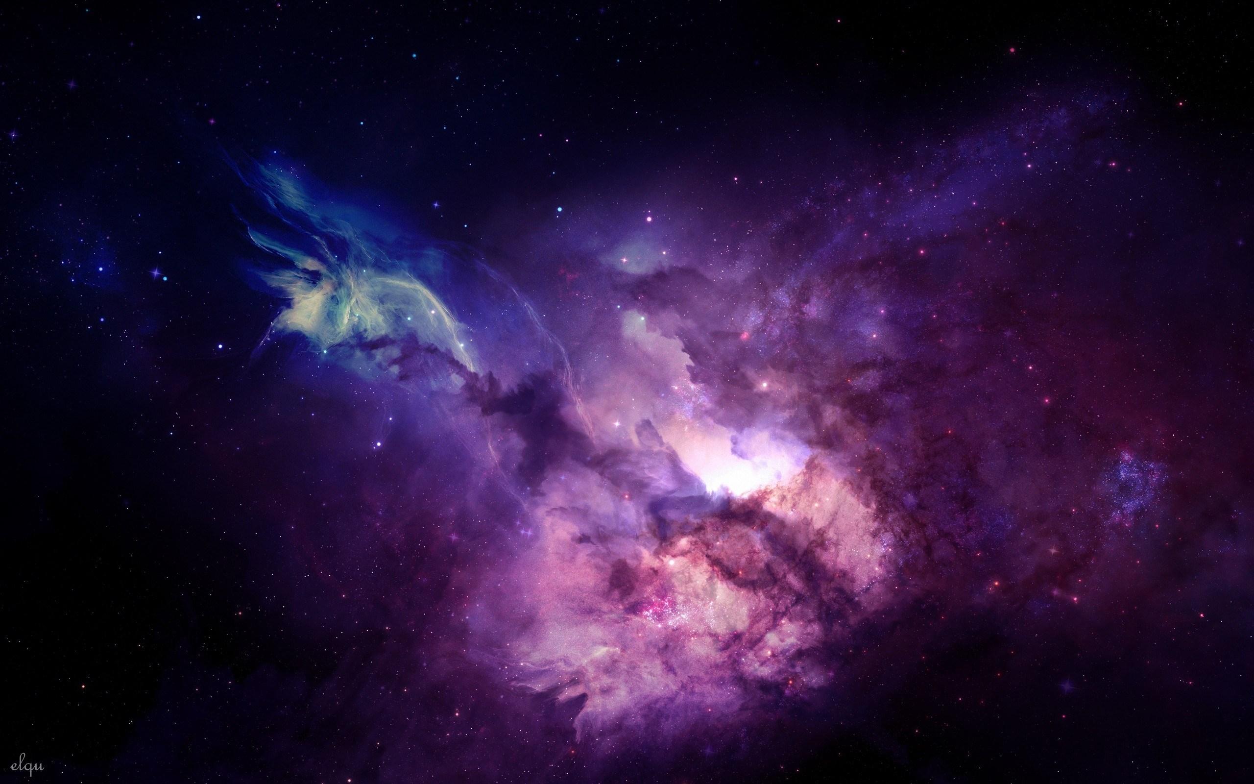Flight Space Sky Wallpaper 2560x1600 340x220
