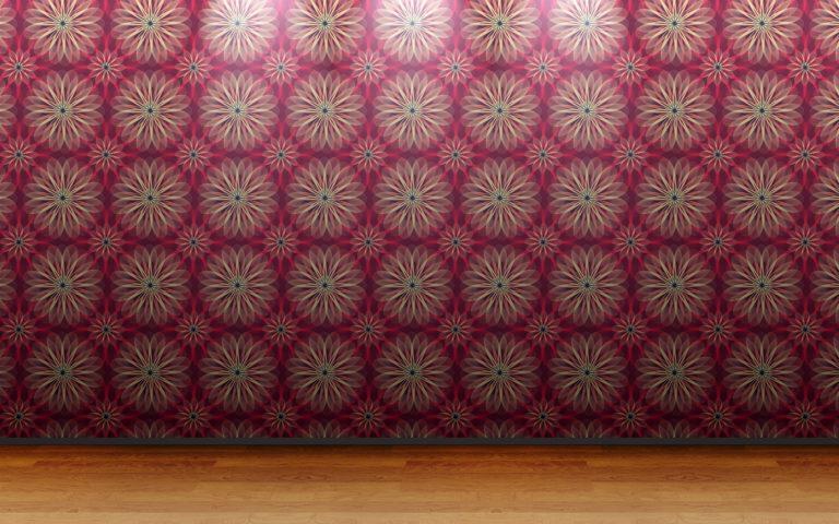 Floor 3D View Wall Room Patterns Wallpaper 1920x1200 768x480