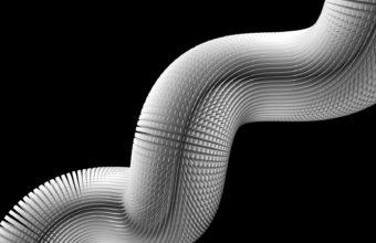Form Tube Light Wallpaper 340x220