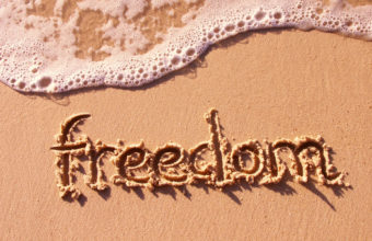 Freedom Beach Wallpaper 2560x1600 340x220