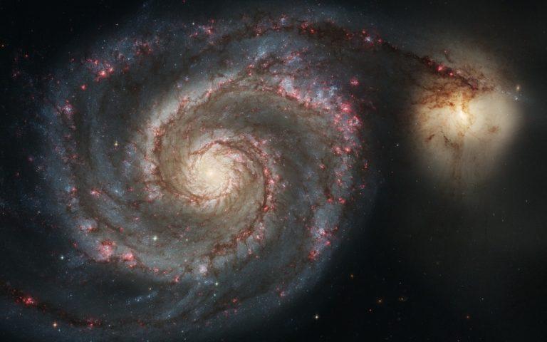 Galaxy Stars Energy Wallpaper 1680x1050 768x480