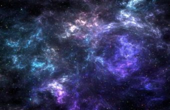 Galaxy Stars Nebulae Wallpaper 1920x1060 340x220