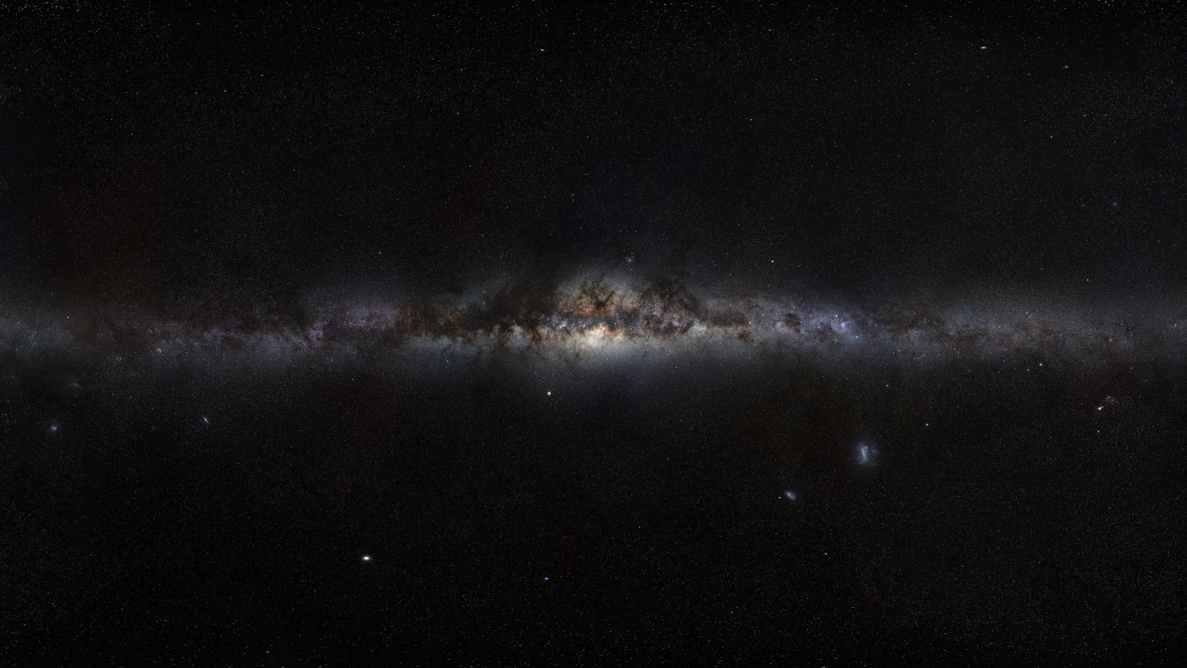 Best Wallpaper Galaxy White - Galaxy-View-4K-Wallpaper-3840x2160  HD_803376 .jpg