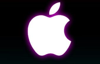 Glowing Apple iPhone 7 Wallpaper 750x1334 340x220
