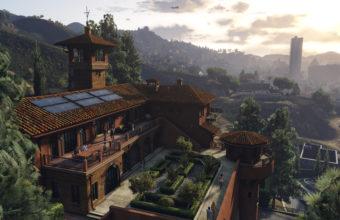 Grand Theft Auto V 4K Wallpaper 3840x2160 340x220