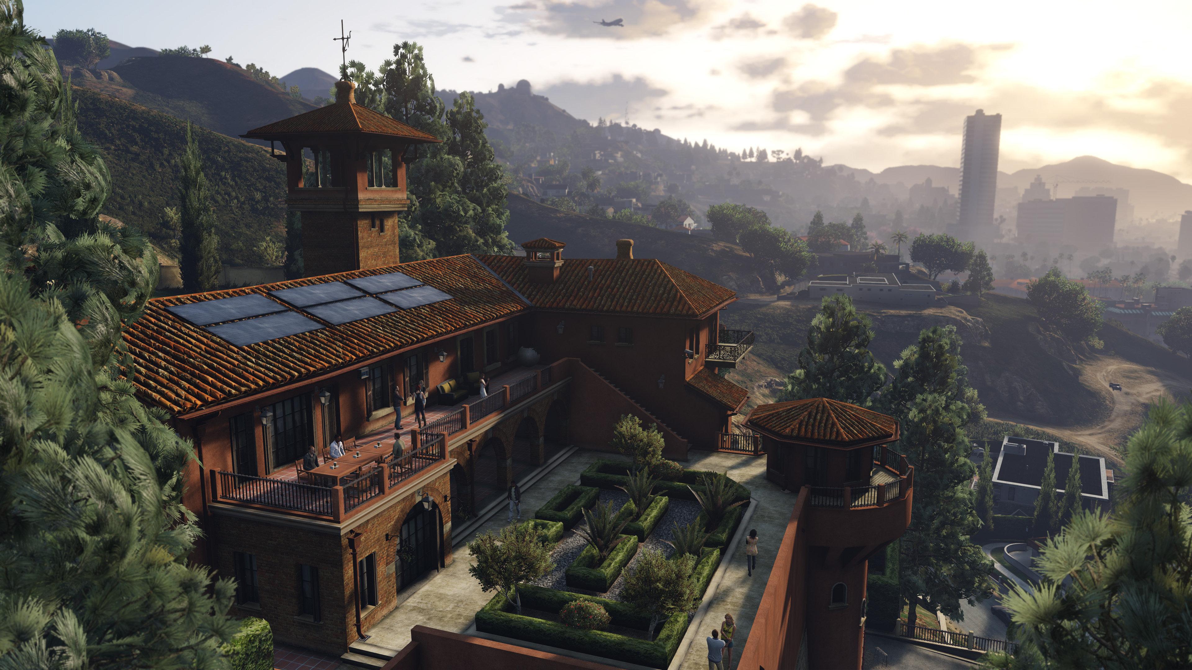 2048x1152 Gta V Redux Nature 2048x1152 Resolution Hd 4k: Grand Theft Auto V 4K Wallpaper [3840x2160]