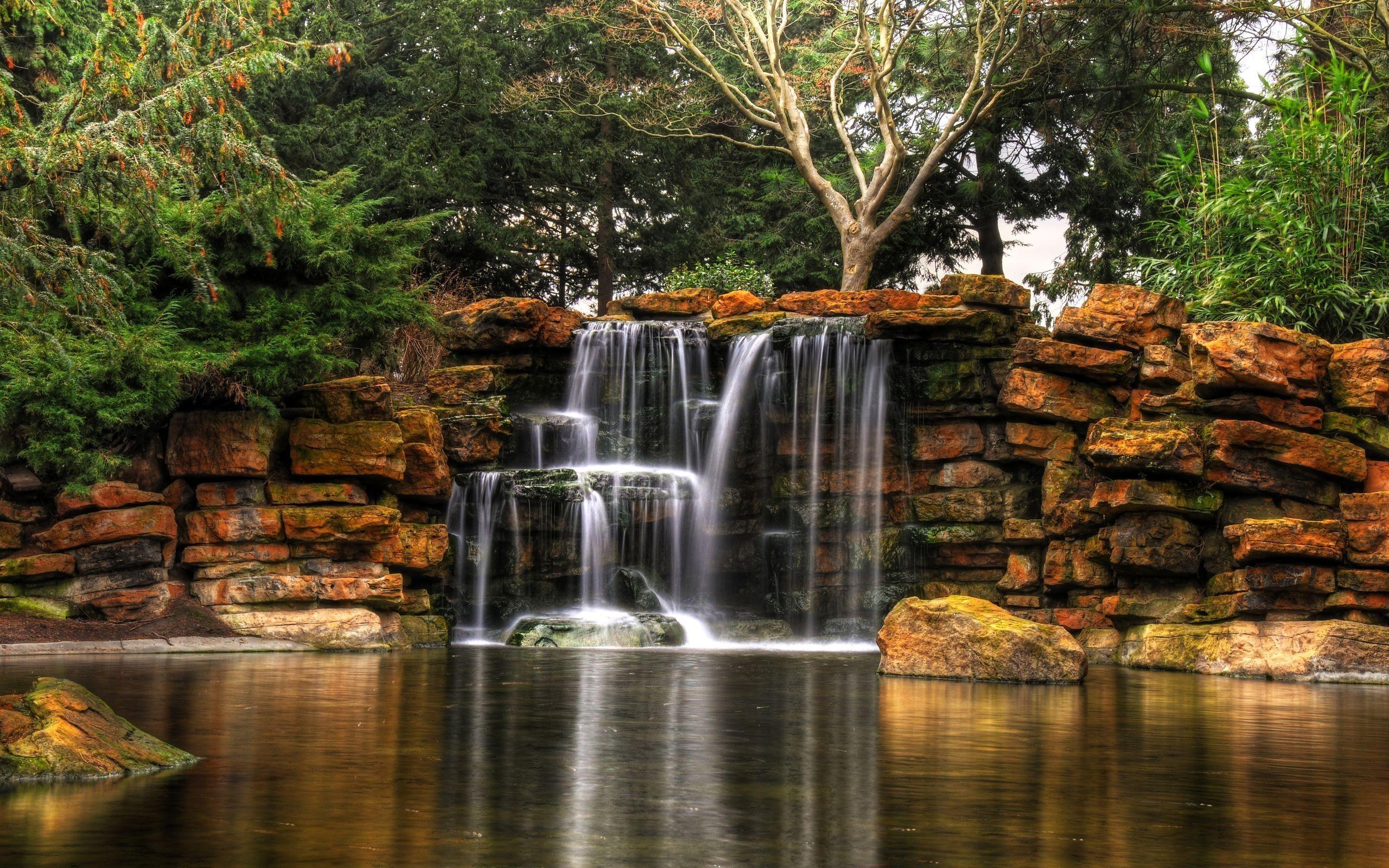 Waterfalls HD Desktop Wallpapers for K Ultra