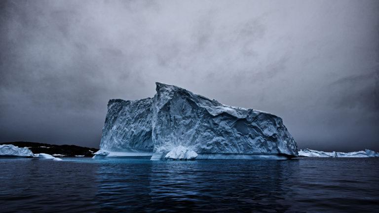 Iceberg 4K Wallpaper 3840x2160 768x432