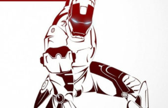 Iron Man iPhone 7 Wallpaper 750x1334 340x220