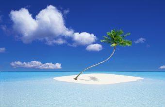 Island Holiday Wallpaper 1600x1200 340x220