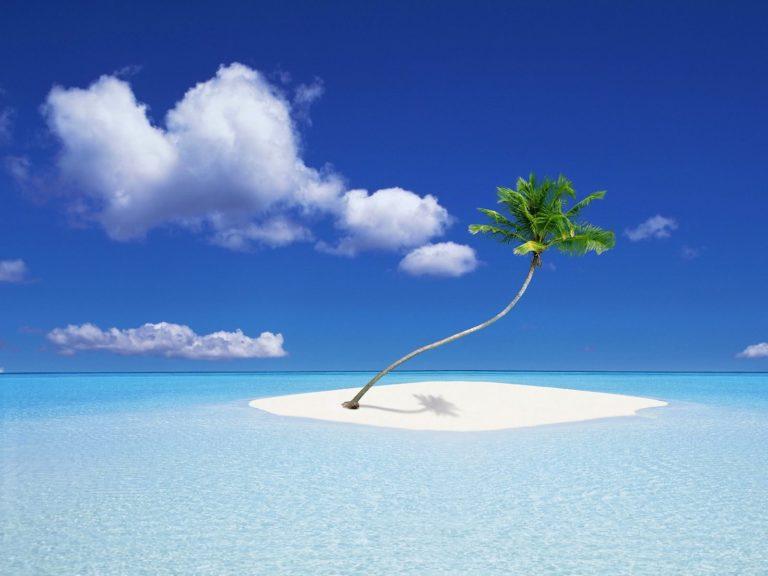 Island Holiday Wallpaper 1600x1200 768x576