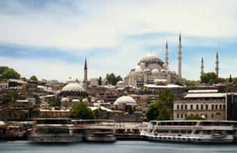 Istanbul 4K Wallpaper 3840x2160 340x220