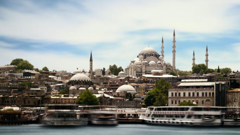 Istanbul 4K Wallpaper 3840x2160 768x432