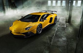 Lamborghini Aventador 4K Wallpaper 3840x2160 340x220