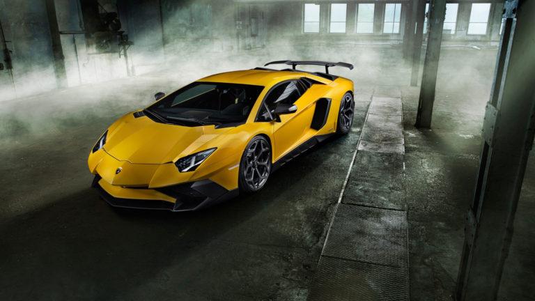 Lamborghini Aventador 4K Wallpaper 3840x2160 768x432