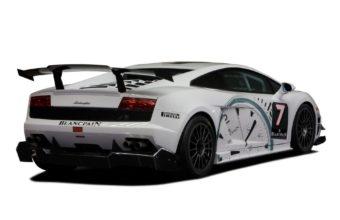 Lamborghini Blancpain Super Trofeo Wallpaper 1920x1440 340x220