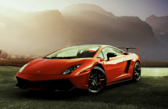 Lamborghini Gallardo 4K Wallpaper 3840x2160 340x220