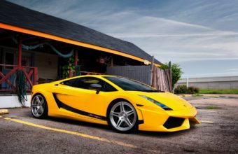 Lamborghini Gallardo Lp560 Machines Wallpaper 1440x810 340x220