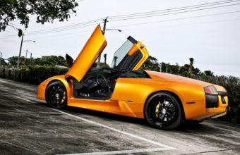 Lamborghini Mucielago Wallpaper 1920x1080 340x220