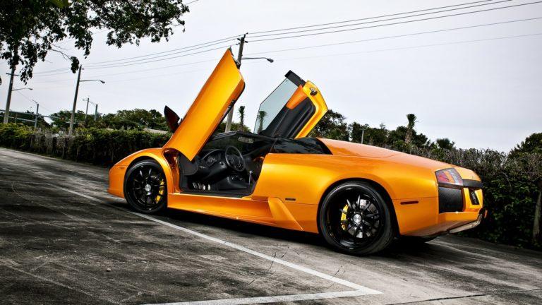 Lamborghini Mucielago Wallpaper 1920x1080 768x432