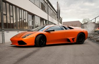 Lamborghini Murcielago Lp640 Wallpaper 1350x900 340x220