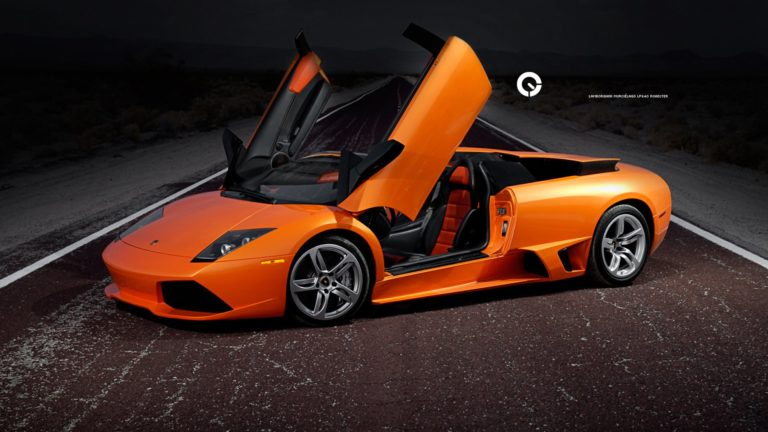 Lamborghini Murcielago Night Wallpaper 1920x1080 768x432