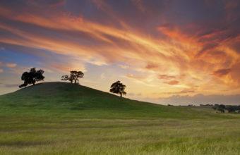 Landscape Sunset 4K Wallpaper 3840x2160 340x220
