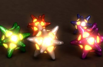 Light Star Bright Wallpaper 340x220