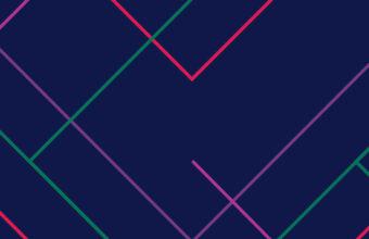 Lines iPhone 7 Wallpaper 750x1334 340x220