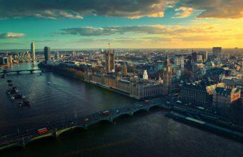 London 4K Wallpaper 3840x2160 340x220