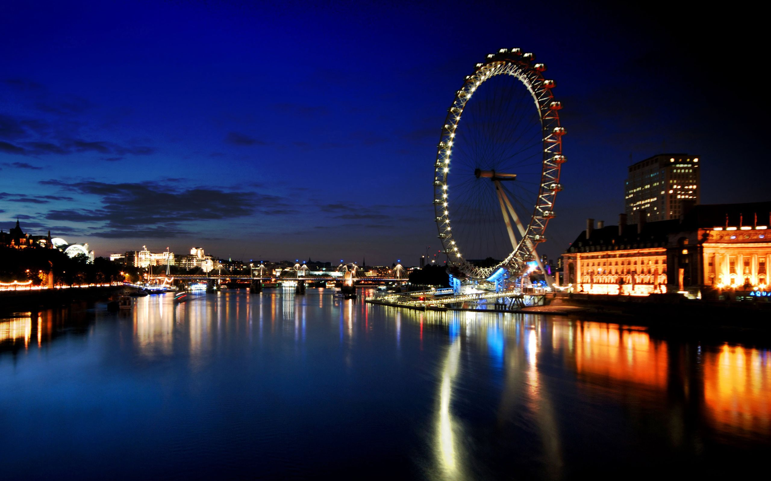 london eye wallpaper [2560x1600]