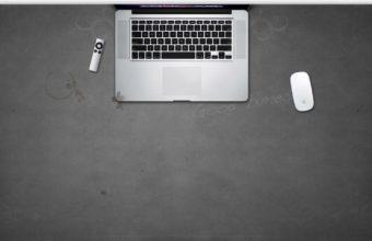 Mac Apple Notebook Wallpaper 1440x900 340x220