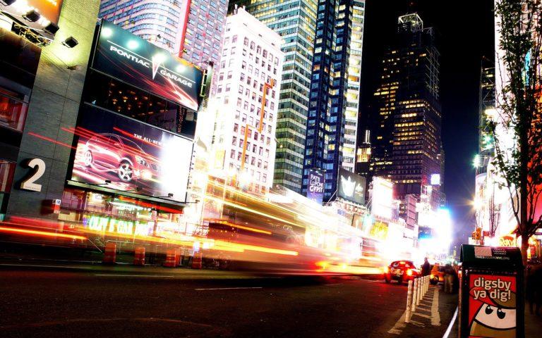 Manhattan New York City Wallpaper 1920x1200 768x480