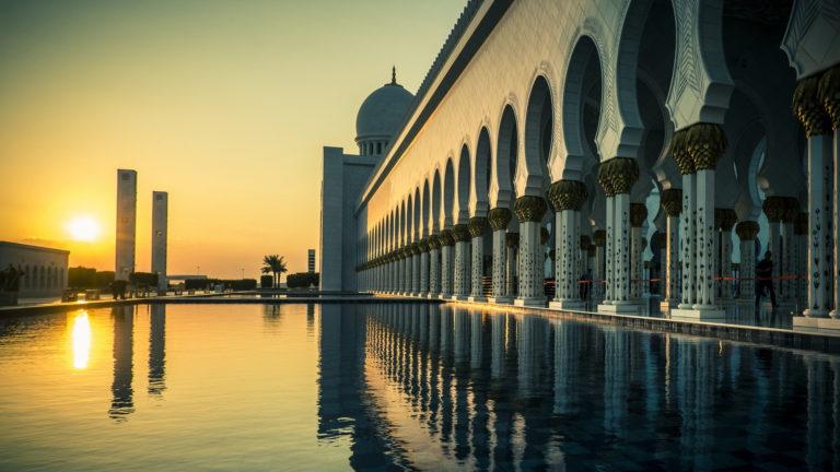 Masjid Sheikh Zayed Uae Wallpaper 3840x2160 768x432