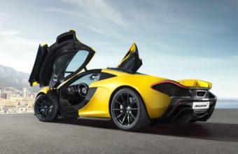 McLaren 4K Wallpaper 3840x2160 340x220