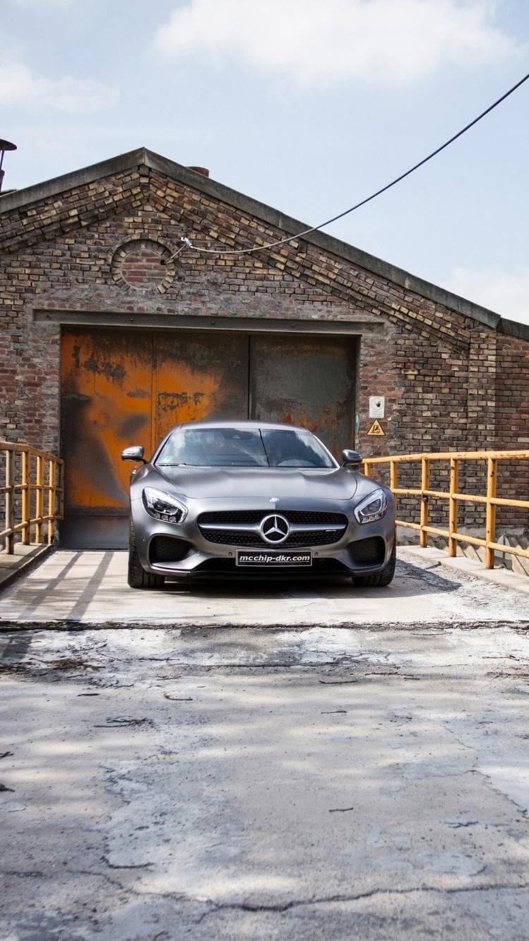 Mercedes Gts Amg Iphone 7 Wallpaper 750x1334