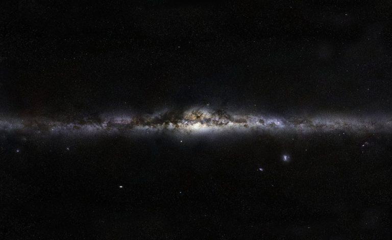 Milky Way Stars Space Wallpaper 1920x1180 768x472